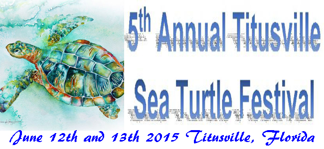 Welcome to the Titusville Sea Turtle Festival!