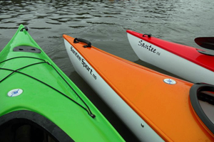 Paddling the Space Coast