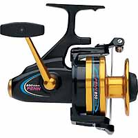 basic space coast surf fishing tackle and rigging, Reel Combo